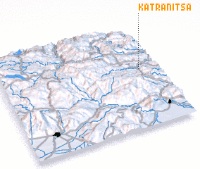 3d view of Katranitsa