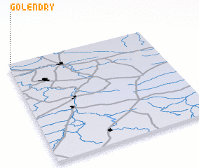 3d view of Golendry
