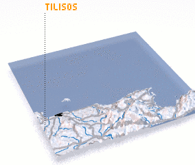 3d view of Tílisos
