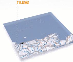 3d view of Tílisos