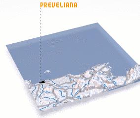3d view of Prevelianá