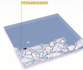 3d view of Pendamódhion
