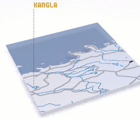 3d view of Kangla