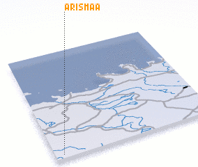 3d view of Ärismaa