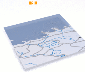 3d view of Kaiu