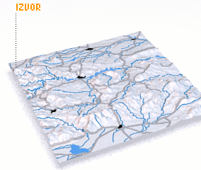 3d view of Izvor