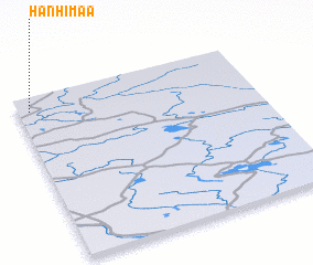 3d view of Hanhimaa
