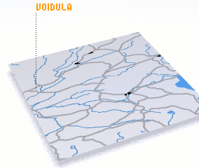 3d view of Võidula