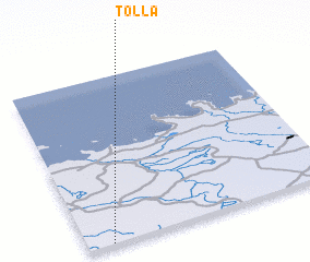 3d view of Tolla