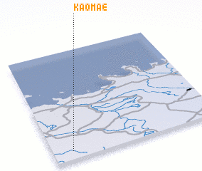 3d view of Kaomäe