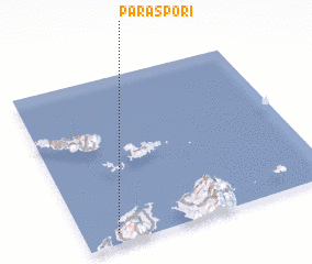3d view of Paraspóri
