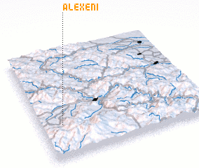 3d view of Alexeni