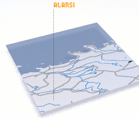 3d view of Alansi