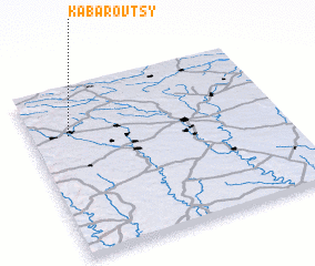 3d view of Kabarovtsy