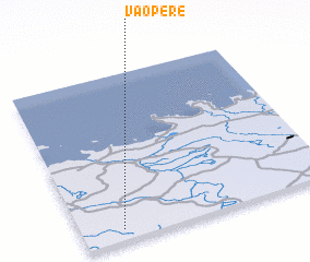 3d view of Vaopere