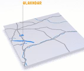 3d view of Al Akhḑar