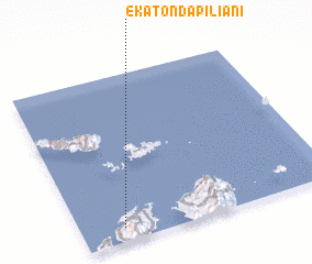 3d view of Ekatondapilianí