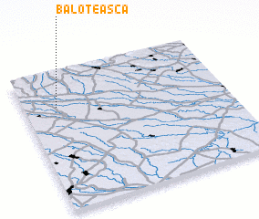 3d view of Baloteasca