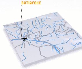3d view of Batiafeke