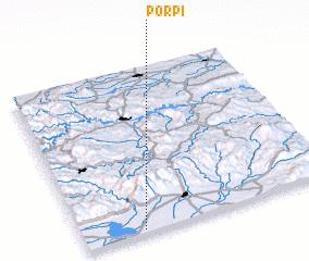 3d view of Pórpi