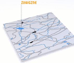 3d view of Zvaigzne