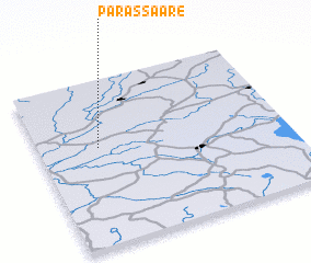 3d view of Pärassaare