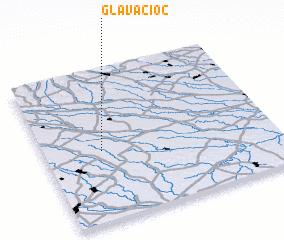 3d view of Glavacioc