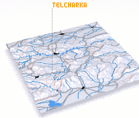 3d view of Telcharka