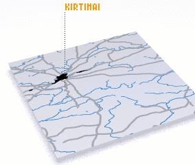 3d view of Kirtimai