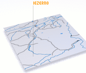 3d view of Iezerno