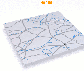 3d view of Masibi