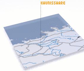 3d view of Kaunissaare