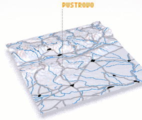 3d view of Pŭstrovo