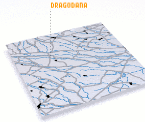 3d view of Dragodana