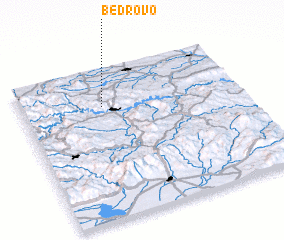 3d view of Bedrovo