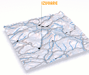 3d view of Izvoare