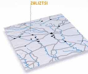 3d view of Zaliztsi