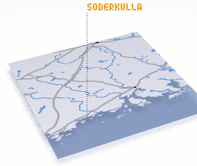 3d view of Söderkulla