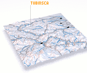 3d view of Tubinsca