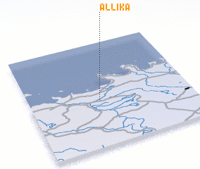 3d view of Allika