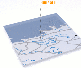 3d view of Kuusalu
