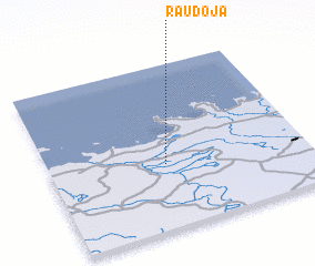 3d view of Raudoja