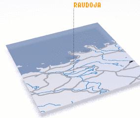 3d view of Raudoja