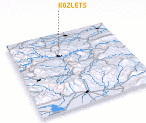 3d view of Kozlets