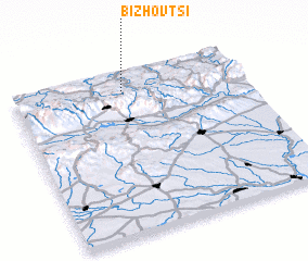3d view of Bizhovtsi