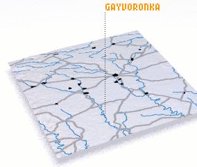 3d view of Gayvoronka