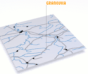 3d view of Granovka