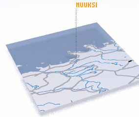 3d view of Muuksi