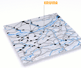 3d view of Krivina
