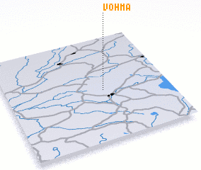 3d view of Võhma